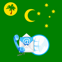cocoskeeling island
